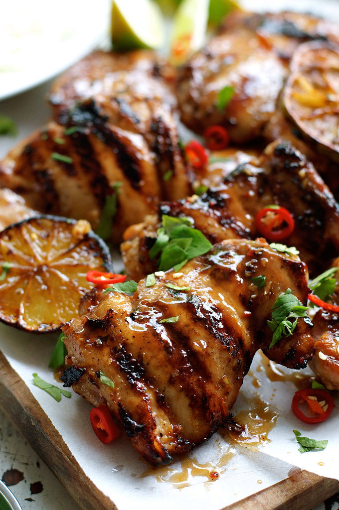 Thai Grilled Chicken (Gai Yang)