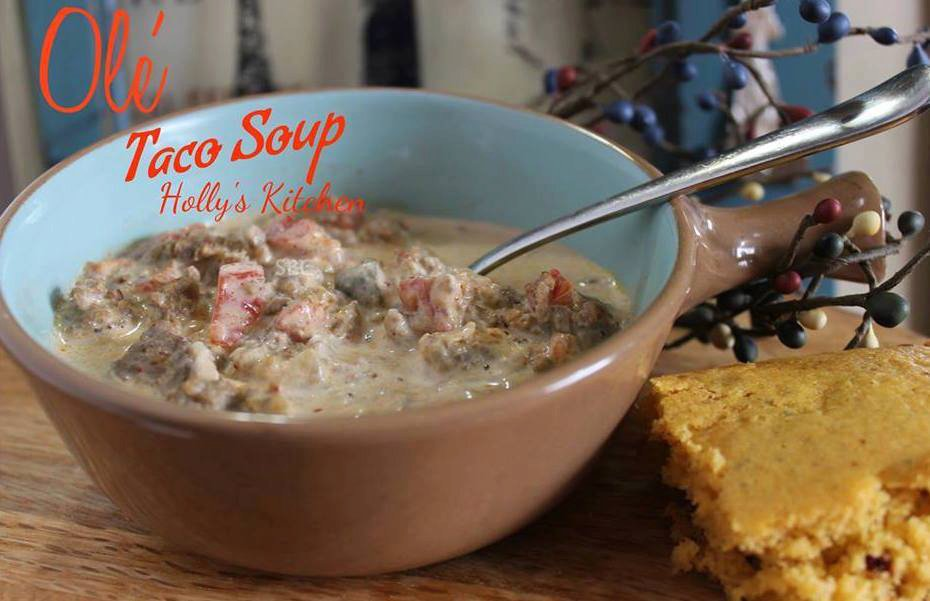 Keto Approved Low Carb Taco Soup