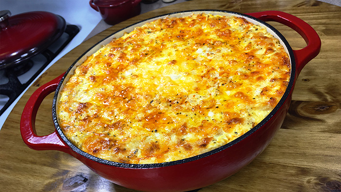 Ultimate Five-Cheese Macaroni and Cheese
